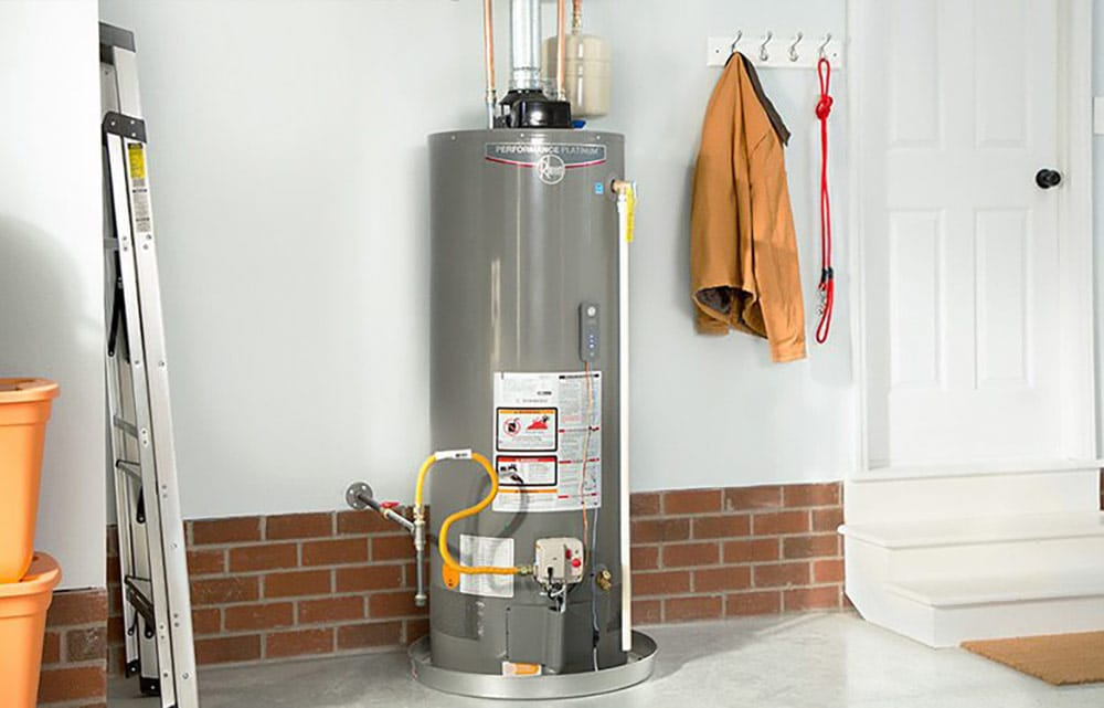An image of a water heater.